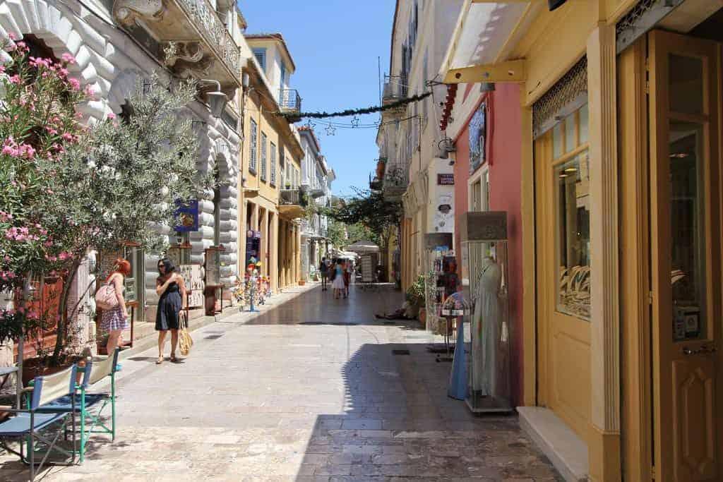 Nauplia Fotos Grecia