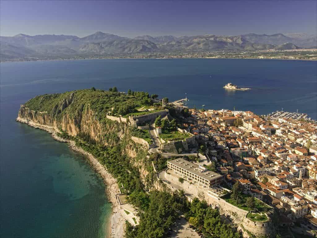 Nauplia Grecia fotos
