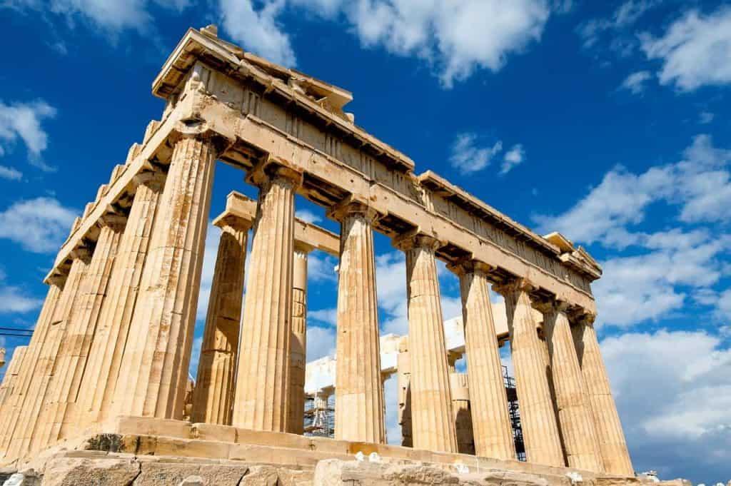 Partenon Acropolis Atenas