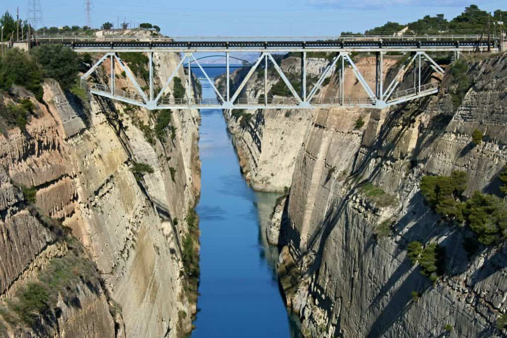 Puente Canal Corinto