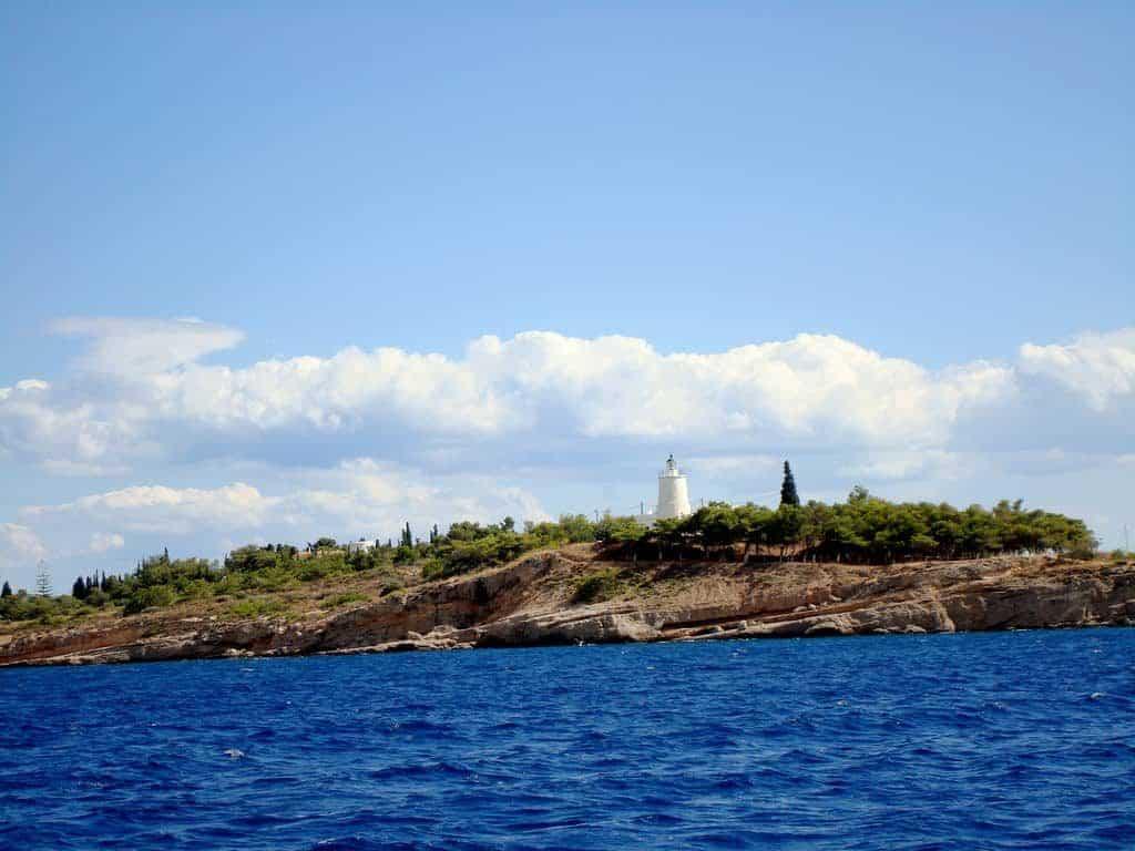 Spetsos Peloponeso