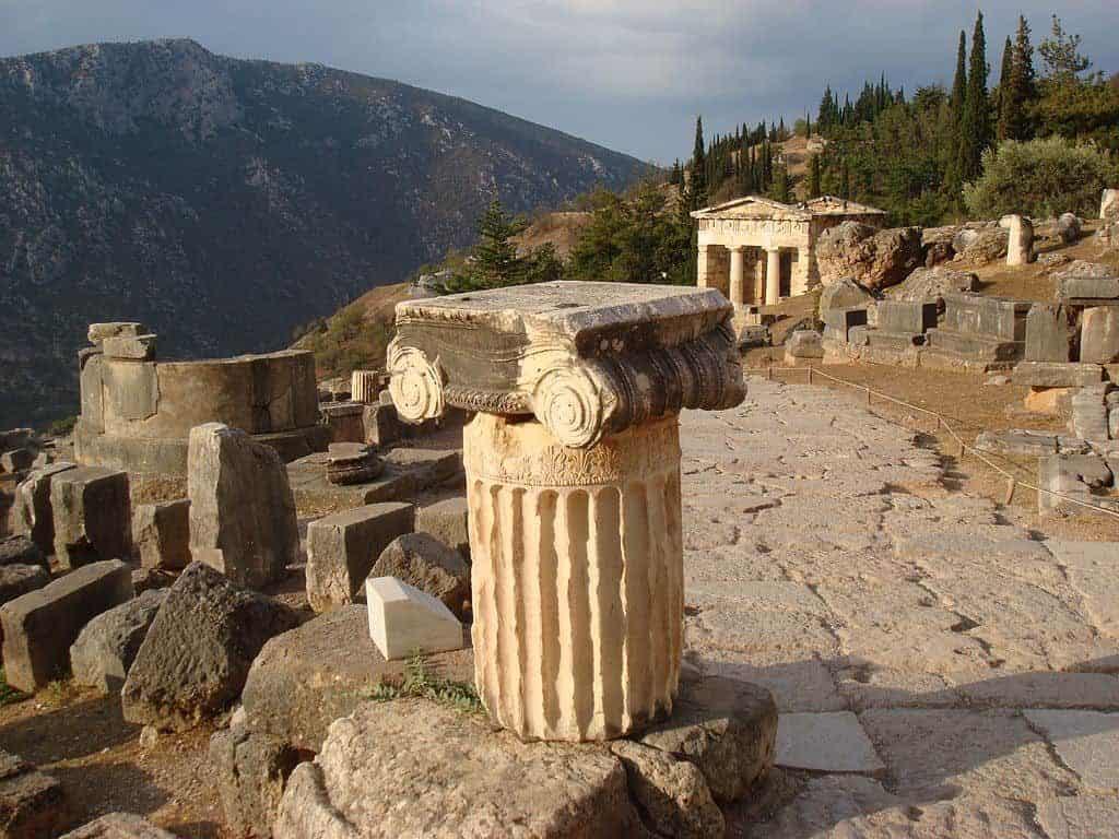 Via Sacra Delfos
