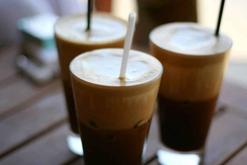 Cafe Frappé Grecia